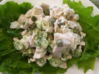 Fresh Albacore Tuna Salad