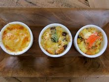 Six Flavors of Savory Bread Pudding   Fresh by Northwest