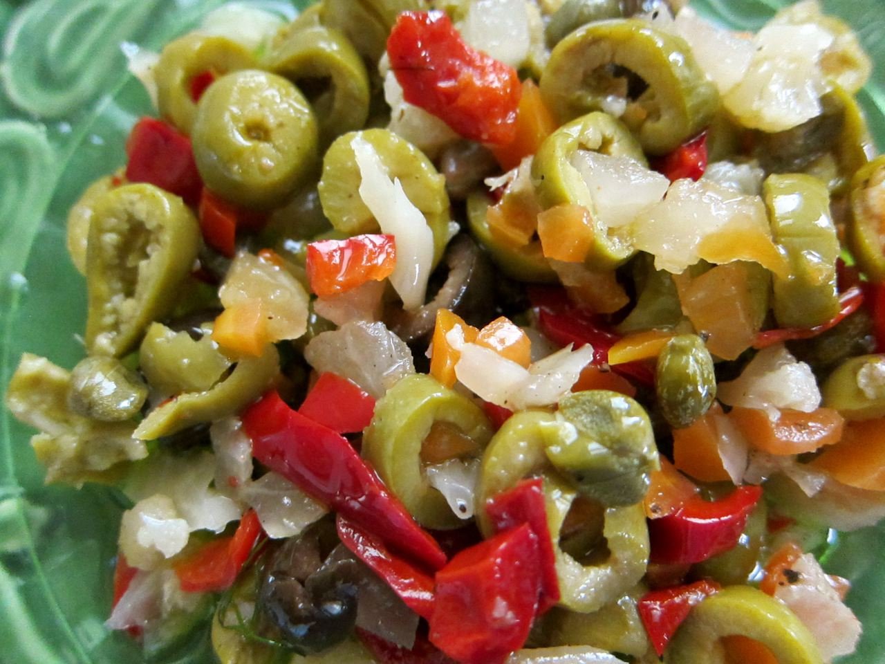 Image Gallery Olive Salad