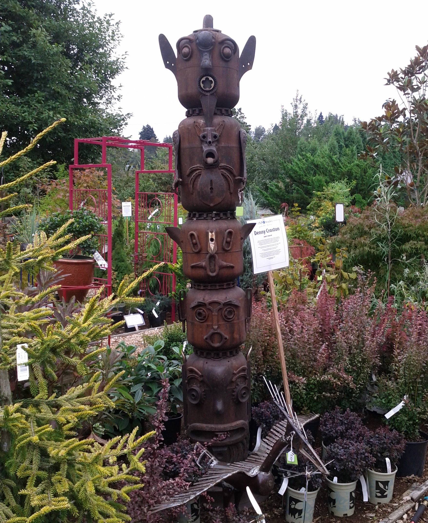 Denny Croston Totem 2013