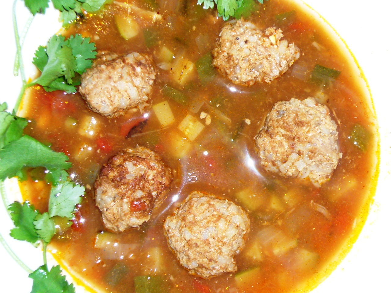 Albondigas Soup Recipes — Dishmaps