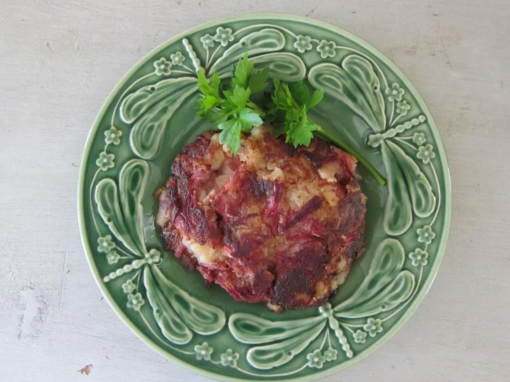 Crisp, tasty Corned Beef Hash
