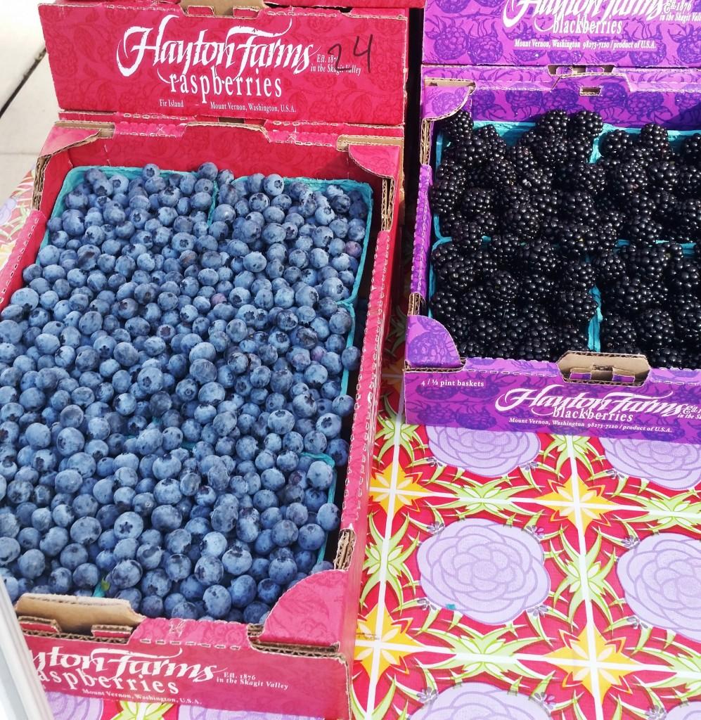 SLU  berries